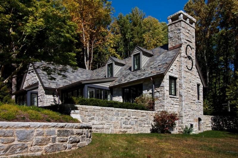 фото дома в английском стиле