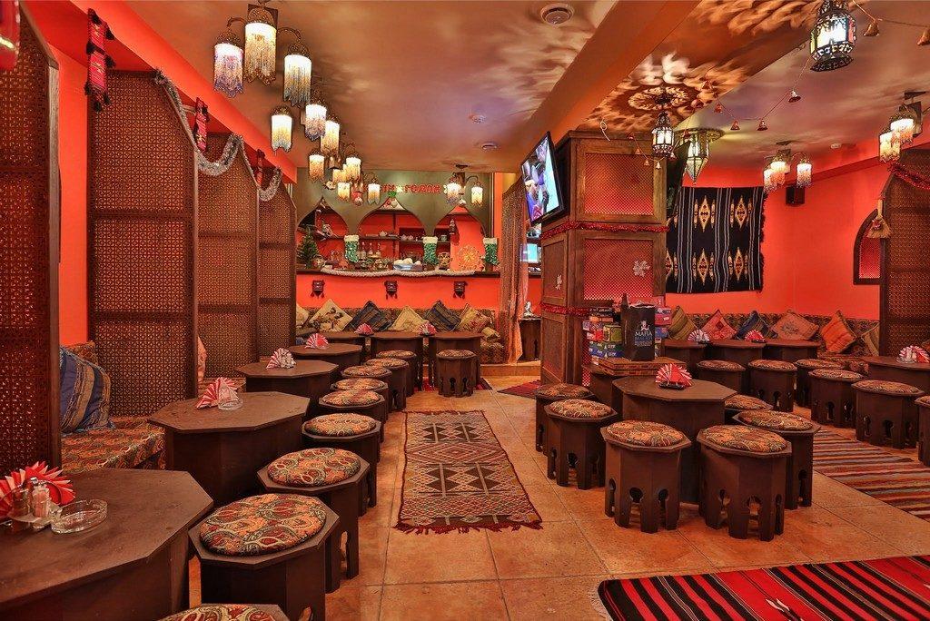 Интерьер в Мароканском стиле